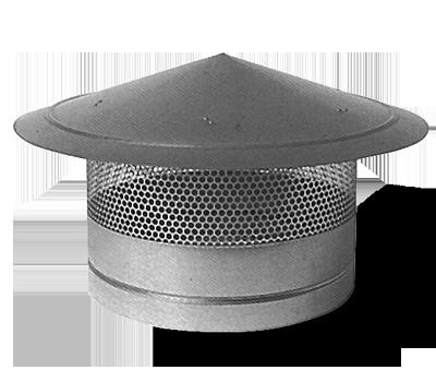 Cappello cinese con guarnizione  Pezzi speciali per condotti ... c194b5d0ceca
