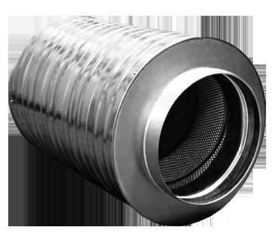 Silenziatore per condotti circolari  Pezzi speciali per condotti ... 2101e0a44e03